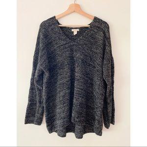 H&M Knit V-Neck Sweater